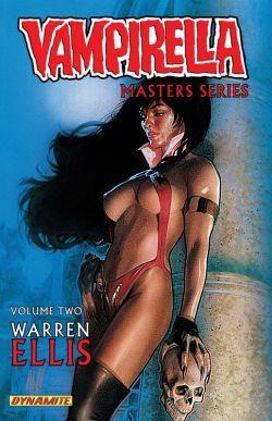 Busen, Blut & Böse Buben - Besondere Comic Leseprobe ...aus VAMPIRELLA MASTERS SERIES 2