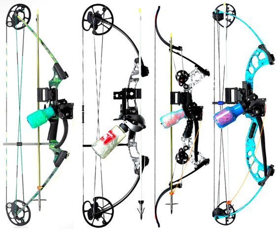 Field test best bowfishing rigs field stream tools for Compound bow fishing