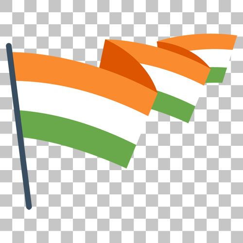 India Flag Png Image With Transparent Background In 2020 National Flag Png Images India Flag