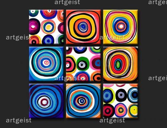 Circulos de colores
