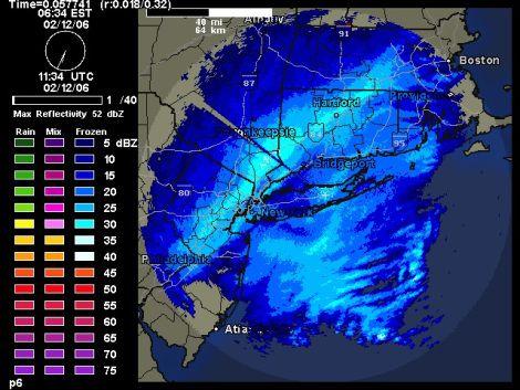 Météo New York : la ville s'attend a une tempête de neige historique | Actualités Voyages.