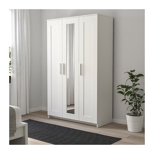 Mobilier Et Decoration Interieur Et Exterieur Armoire 3 Portes Armoire Penderie Brimnes