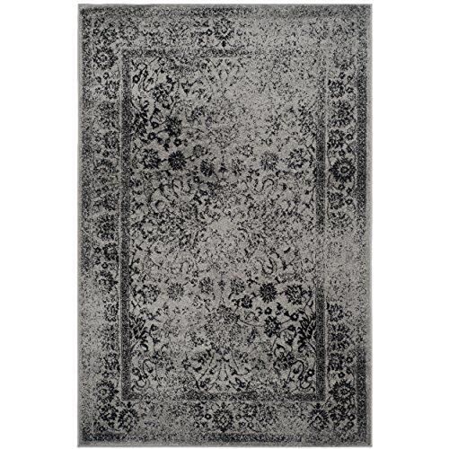 "Safavieh Adirondack Collection ADR109B Grey and Black Area Rug, 5 feet 1 inch by 7 feet 6 inches (5'1"" x 7'6"" ) Safavieh http://www.amazon.com/dp/B00MN6NWCM/ref=cm_sw_r_pi_dp_j5rAvb03WTHEJ"