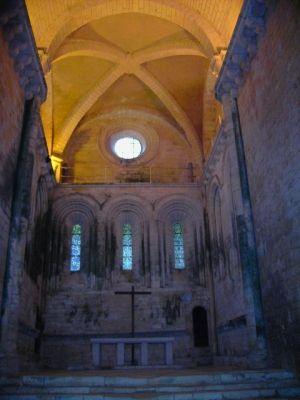 abbaye Saint-Amand-de-Coly - Dordogne