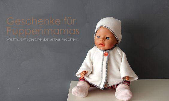 geschenke selber machen 4 puppensachen puppenmamas selber machen. Black Bedroom Furniture Sets. Home Design Ideas
