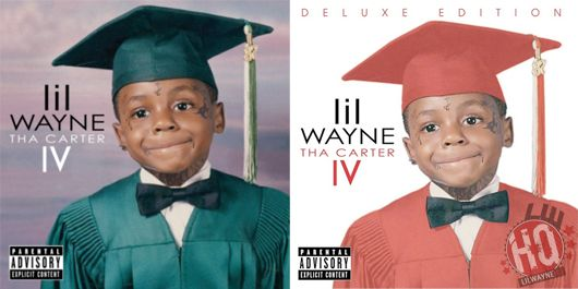 It's finally here! The Carter IV!