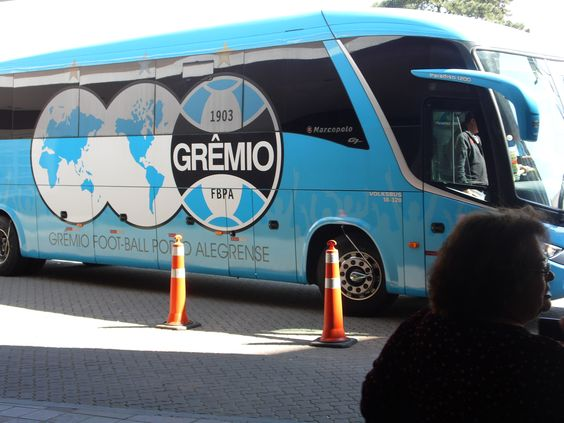 Ônibus do Grêmio