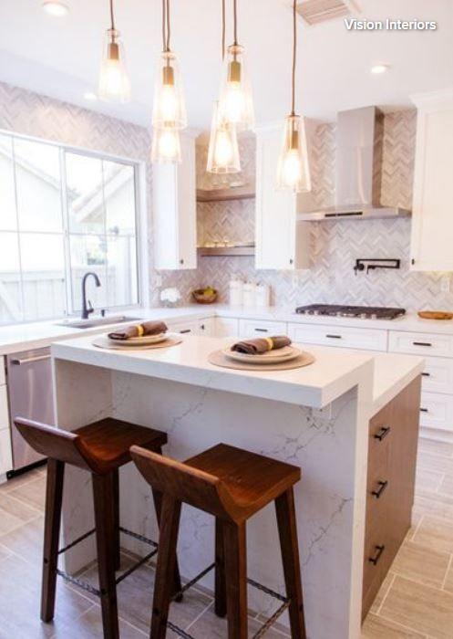 3 Kitchen Design Principles That Create Beautiful Spaces Cliqstudios Kitchen Design Contemporary Kitchen Kitchen Layout