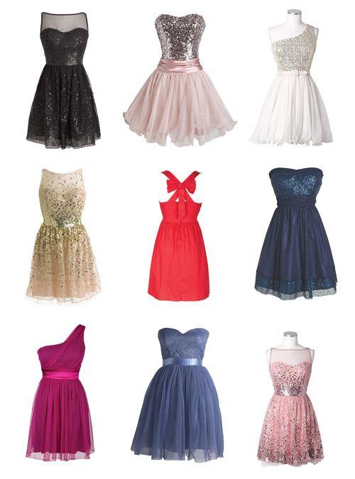 Holiday Dresses!! http://prettyprincess.us/teen-fashion-blog/2012 ...
