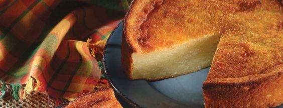 Bolo de macaxeira (Pastel de yuca) - Supermaxi