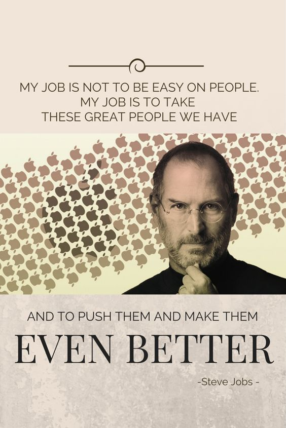 steve jobs' ideas and leadership And now, one last thing    many of you will know steve jobs often ended off   he got the idea for the mouse from xerox, but he turned it into a.
