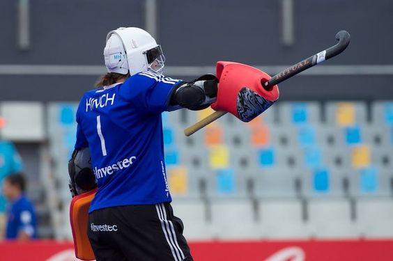 Maddie Hinch- Great Britain and England International Hockey Player- Ritual Hockey Photo: FIH