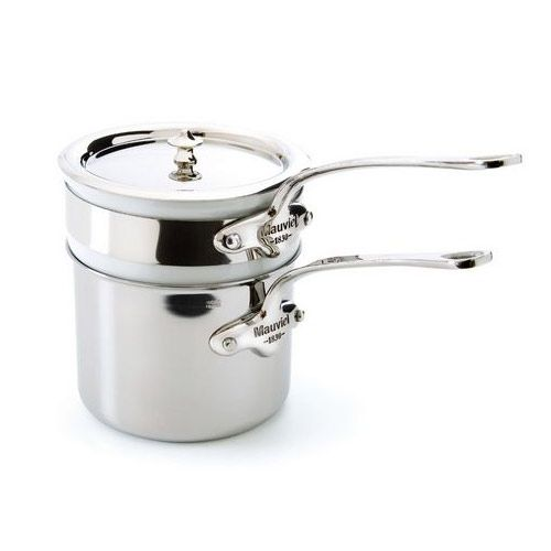 Mauviel M'Cook Stainless Steel Bain Marie