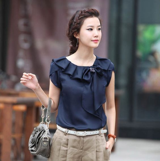 Blusas y camisas on AliExpress.com from $10.99