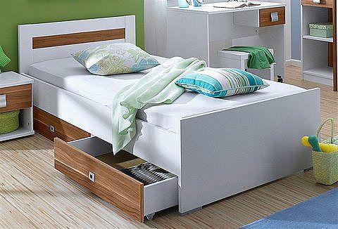 Bett in Ohne Aufbauservice