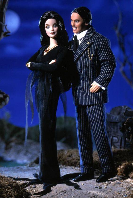 Gomez & Morticia <3