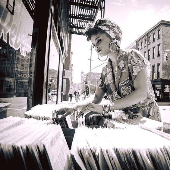 Andra Day Diggin in the crates ♫♫♥♥♫♫♥♫♥JML