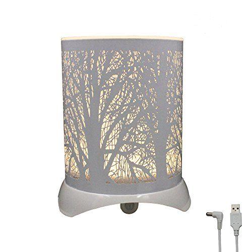 Glovion Tree Patterned Night Light Led Pir Sensor Table Decorative Art Light Led Night Lamp Led Night Lamp Led Night Light Night Light