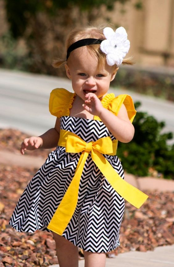 Such cute little girls clothes!