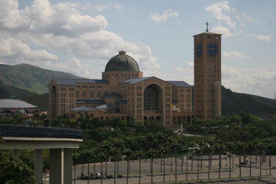 Basílica Nacional, Aparecida-Brazil