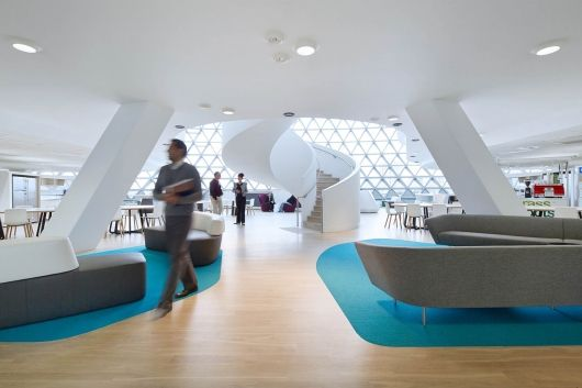 South Australian Health and Medical Research Institute by Woods Bagot