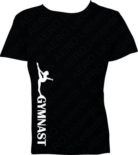 Gymnasts gymnastics and shirts on pinterest Gymnastics t shirt designs