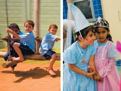 O que não pode faltar na pré-escola | Pré-escola - 4 e 5 anos | Nova Escola Fotos: Leo Drumond/Ag. Nitro