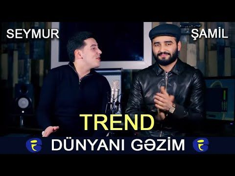 Samil Seymur Dunyani Gezim Cover By Elnur Valeh 2020 Youtube Cover Youtube Man O
