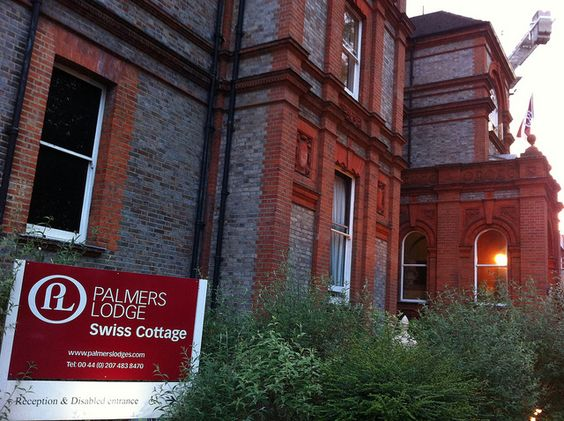 Palmers Lodge Swiss Cottage 40 College Crescent London NW3 5LB
