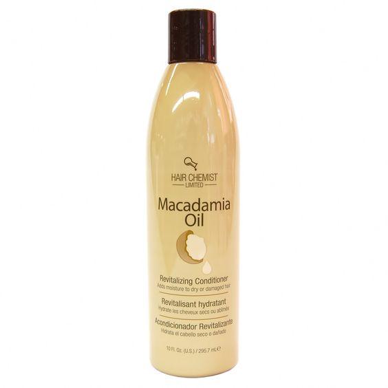 Hair Chemist Macadamia Oil Revitalizing Conditioner 10oz
