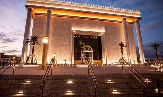 CANAL DE NOTICIA : Ministério Público quer fechar Templo de Salomão