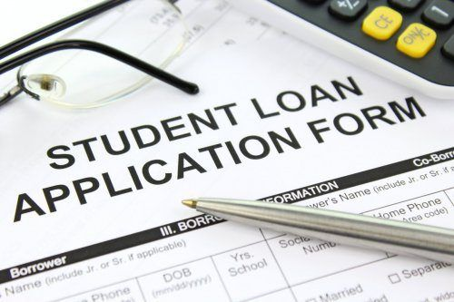 Best Loans for College Students with No Credit and Cosigner - students loan application form