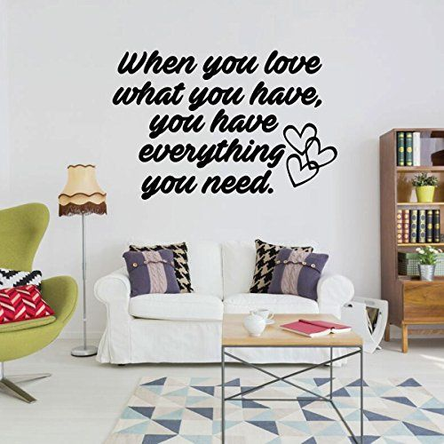 Do what you Love Decal Large Artist Wall Decor Love Wall Decal