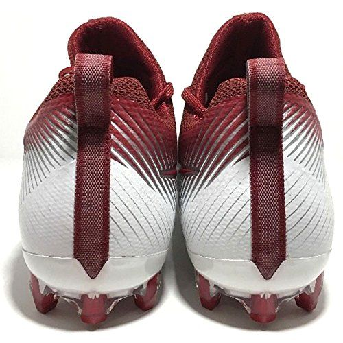 Amazon Com Nike Vapor Untouchable Pro Tb Football Cleats 11 5 Team Crimson White Football Mens Football Cleats Football Cleats Nike Football