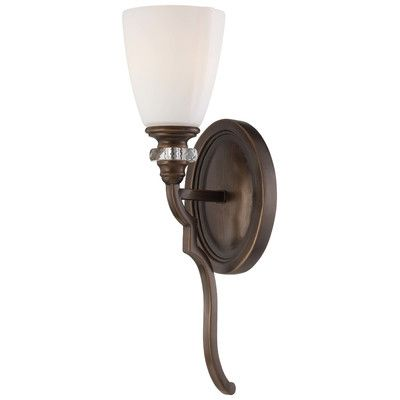 Minka Lavery Thorndale 1 Light Wall Sconce