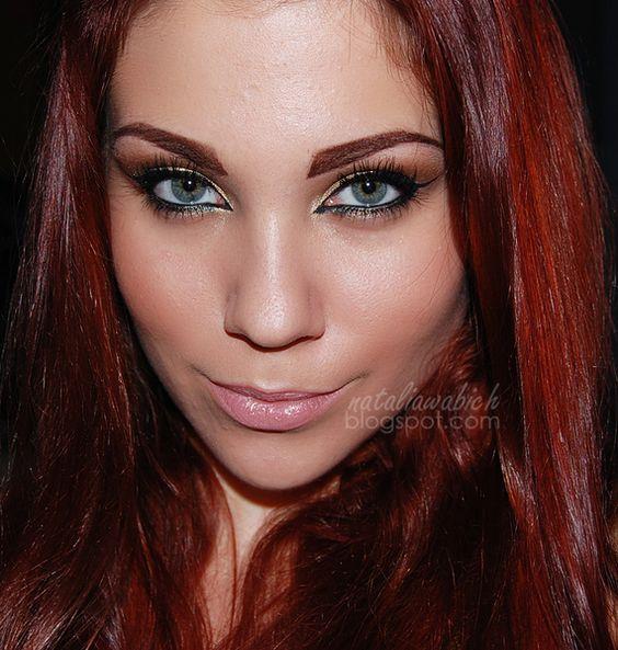 Nefretete http://www.makeupbee.com/look.php?look_id=54353
