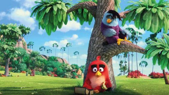 Nuevo Trailer del Largometraje: Angry Birds