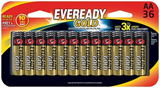 Top 10 Best Aa Batteries In 2020 Topreviewproducts 10 Things Alkaline Battery Batteries