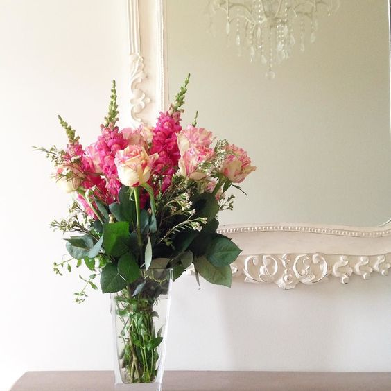 Beautiful flowers for Sunday