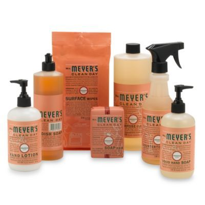 Mrs Meyer S 174 Clean Day Aromatherapeutic Geranium Cleaning