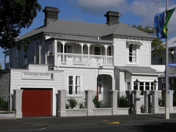 Auckland Ponsonby Manor Guest House New Zealand, Pacific Ocean and Australia The 4-star Ponsonby Manor Guest House offers comfort and convenience whether you're on business or holiday in Auckland. Featuring a complete list of amenities, guests will find their stay at the property a comfortable one. Free Wi-Fi in all rooms, facilities for disabled guests, express check-in/check-out, luggage storage, Wi-Fi in public areas are just some of the facilities on offer. Some of the wel...