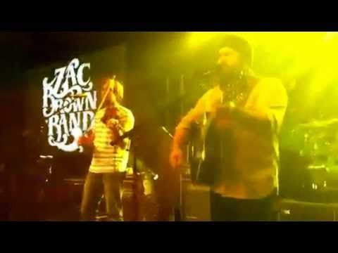 Zac Brown Band covering Dave Matthews Band - Ants Marching