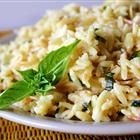 Looking for a good orzo recipe for a side dish to go with salmon for a family reunion.  This just might do.