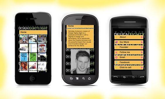 we have gone mobile ! :)