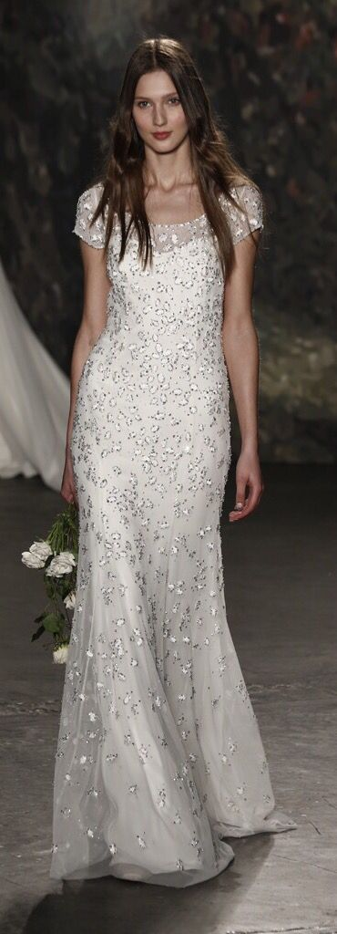 I don't know why ...but i really like this dress... Jenny Packham Bridal 2016 WWD