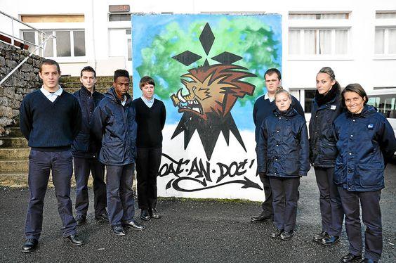 Coat'N Run.Le défi des jeunes de l'EPIDE : publié sur le télégramme : http://www.letelegramme.fr/cotes-darmor/lanrodec/coat-n-run-le-defi-des-jeunes-de-l-epide-08-11-2014-10416656.php