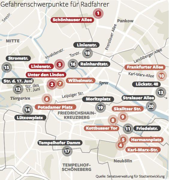 Kommentar : Wie der Senat Berlins Radfahrer enttäuscht hat - Berlin - Berliner Morgenpost