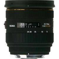 Sigma 24-70mm f/2.8 IF EX DG HSM Autofocus Lens for Canon EOS