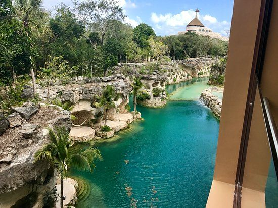 Hotel Xcaret Mexico New Eco Friendly Hotel Built Into The