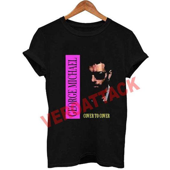 george michael T Shirt Size XS,S,M,L,XL,2XL,3XL